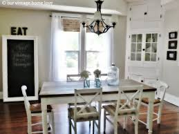 Retro Chalkboards For Kitchen Modern Style Vintage Dining Room Ideas Ve Wanted To Do A