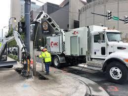 Hydro Excavator Truck About X Vac Hydro Excavators Bortek Industries Inc
