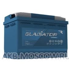 Автомобильный аккумулятор <b>Gladiator</b> Energy <b>6СТ</b>-<b>77L</b> ...