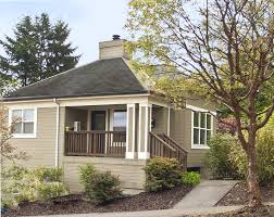 2 Bedroom 2 BA Mini House. 120 SW Whitaker,Apartment, SW Portland, OR For  Rent