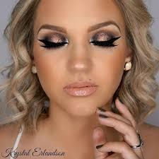 rabbit makeup tutorial steunk makeup tutorial 8 teardrops makeup geek eyeshadows in peach smoothie creme brulee americano and corrupt makeup
