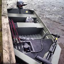 custom jon boat
