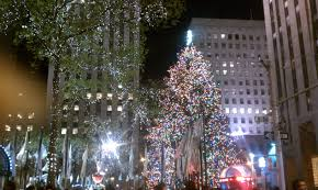 Christmas Time in New York City | Biteofbasin's Blog