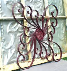 full size of art outdoor wrought iron wall chase work metal l tile large angel wings