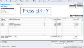 How To Create Template In Excel 2010 How To Make Invoice In Excel 2007 Apcc2017
