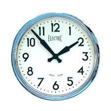 large office wall clocks. Wall Clocks For Office Large Sale Medium Image Chrome Fifties Style Clock World T