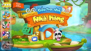 Nhà hàng gấu Trúc nhỏ - Phần 2   Baby Panda   Jet's Channel   Trang thông  tin nhà hàng ở Việt Nam - Tin tức khách sạn, nhà hàng, căn hộ #1 Việt Nam