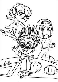 Pj Masks Coloring Pages Inspirational Pj Masks Coloring Games