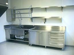 stainless steel kitchen racks wire kitchen rack restaurant kitchen shelves shelves amazing cool floating stainless steel
