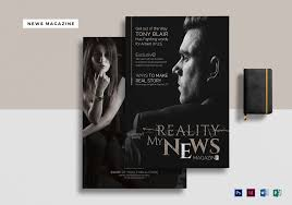 Lovely News Story Template Pictures Inspiration Professional