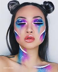 galaxy makeup idea 3