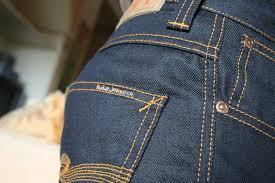 Nudie Slim Jim Size Chart Dry Jeans Addict Our Nudies Slim Jim Organic Dry Dark