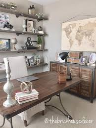 office decorate. Home Office Decorating Ideas Pinterest World Market Furniture Decor Desk Side Table Diy Creative Decorate