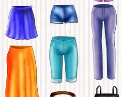 50 OFF Clothes clipart clothes clip art Shirt Pants jeans