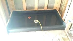 shower pan installation build shower pan shower pan installation shower floor tile how to make a shower pan installation