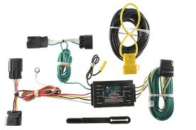 chrysler 200 2011 2014 wiring kit harness curt mfg 56211 chrysler 200 trailer wiring kit 2011 2014 by curt mfg 56211