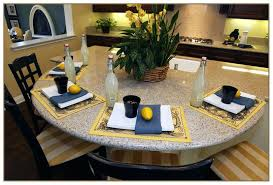cool half circle dining table collection circle dining table for 6