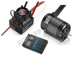 hobbywing ezrun 3652 g2 4000kv motor max10 60a led card combo for features: • innovative 4 pole 8 magnet staggered pole rotor hobbywing patented low cogging effect and torque pulsation greatly improves control