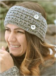 Crochet Patterns For Headbands Cool Gorgeous Hair With Charming Headbands Cottageartcreations