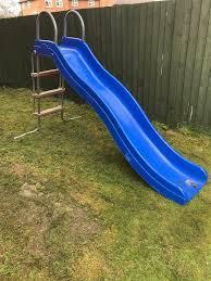 large tp toys garden slide