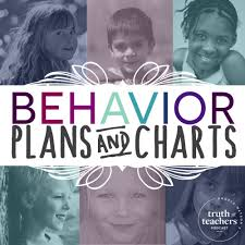 Behavior Plans And Charts