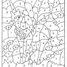 Small Picture Free Printable Paint By Numbers For Adults AZ Coloring Pages Free
