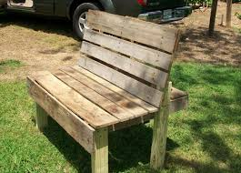 outdoor furniture from pallets. Pallet Garden Bench · Outdoor Furniture From Pallets