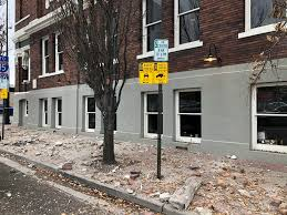 Find images of earthquake damage. Earthquake Claims Levalley Adjusting