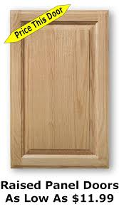 Used kitchen cabinet doors Cheap Alibaba Unfinished Shaker Cabinet Doors As Low As 899