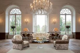 crystal dining room for luxurious impression. Luxury Living Room Extension Designs Great Crystal Chandelier Dining For Luxurious Impression H