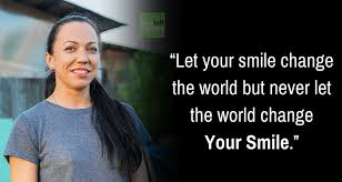 Beautiful Smile Quotes That Will Make Your Loved Ones