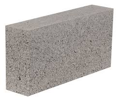 Aggregate Industries Grey Concrete Dense Block (H)215mm (W)100mm (L)440mm  13700G | Departments | DIY at B&Q.
