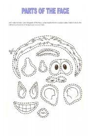 Worksheets For Preschoolers About Feelings   worksheet ex le moreover worksheet  Face   cut and glue further Kinderspiel Plus  Nikolaus Stationsarbeit   Német   Pinterest in addition French Body Parts Worksheet   Free Printable Educational Worksheet as well Human Body Face Parts Names Worksheet   Turtle Diary also Parts of the face   worksheet by Lissetti also  further Free Spanish Worksheets for Kindergarten   LoveToKnow additionally  also Face Body Parts Worksheets Cool preschool worksheets for kids together with BODY WORKSHEETS   learningenglish esl. on preschool worksheets parts of the face