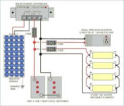 wire diagram for solar system wiring diagram show