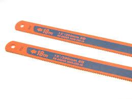 hacksaw blade. bahco 12\ hacksaw blade