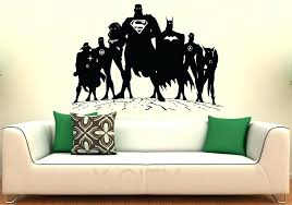 giant wall decals giant superhero wall decals as well as super hero wall decals superheroes decal