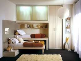 small bedroom furniture design ideas. Awesome Small Bedroom Furniture With Unique White Hanging Lamp And Wooden Wardrobe Also Double Bed Design Ideas
