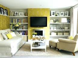 Bookshelves Living Room Gorgeous Magnificent Wall Racks Designs For Living Rooms Room Stylish Shelf