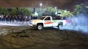 U-HAUL Rental Truck Gets Sideways! Car Meet Chaos.. - Speed Society