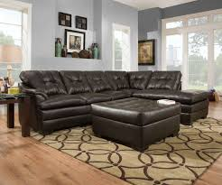 Sectional Living Room Xpress Simmons 5122 Apollo Sectional Living Room Set By Simmons