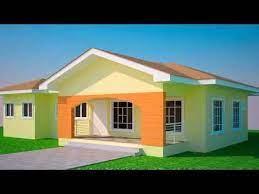 4 bedroom bungalow house plans kenya