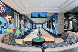 cool basement. Incredible Cool Finished Basement Bowling Alley Lanes Design Cool Basement O