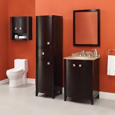 Bathroom Cabinet Tower Decolav 5240 Gavin 24 Bathroom Vanity Trend Setting Design Of