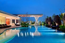 Beautiful Backyard Pools Model Interesting Design