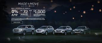 Experience Sewell Cadillac of Dallas - New & Used Cadillac Dealer