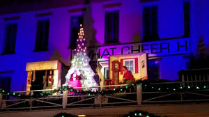 Old Sacramento Light Show Schedule Old Sacramento History And Light Show 11 24 2017 Youtube