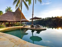 The 5-star Viceroy Bali ...