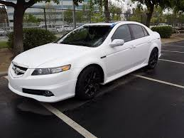 acura tlx 2008 white. new windshield thats why those blue stickers there and i always roll with no front license plate acura tlx 2008 white d