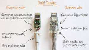 iphone lightning cable wire colors wiring diagrams super durable quickdraw cable for your iphone and ipad