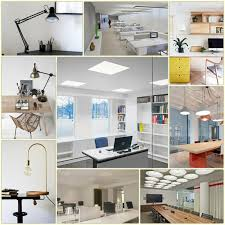 modern office lamps. Lighting At The Workplace Of Modern Office Furniture Led Floor Lamp Lamps L